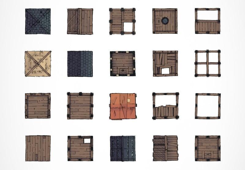 Wooden Watchtower (1)