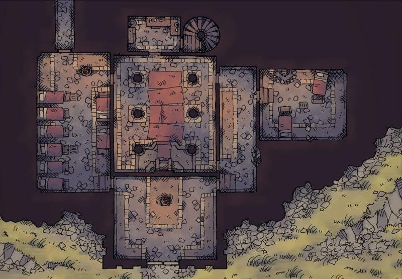 Dwarven Outpost (1)
