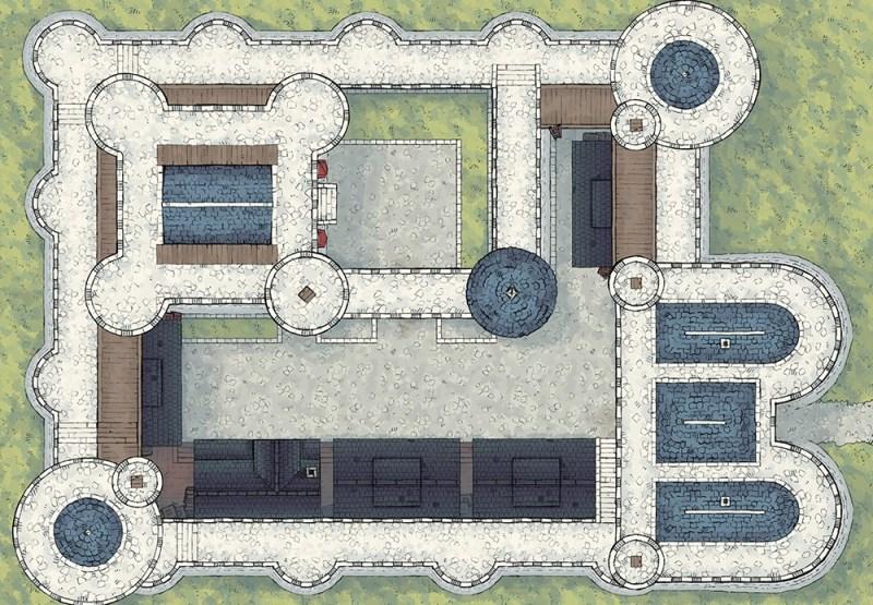 Castle Highreach (preview)