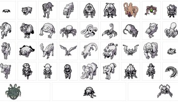 New Tokens - Giant Beasts, Aberrations, and Ettercaps - Banner