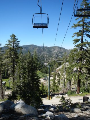 Heavenly Ski Area