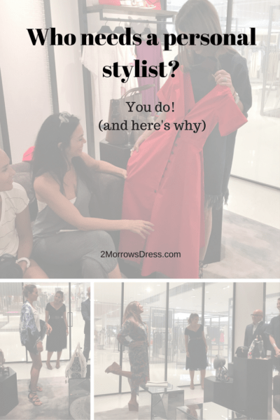 Who needs a personal stylist- You do (and here's why)