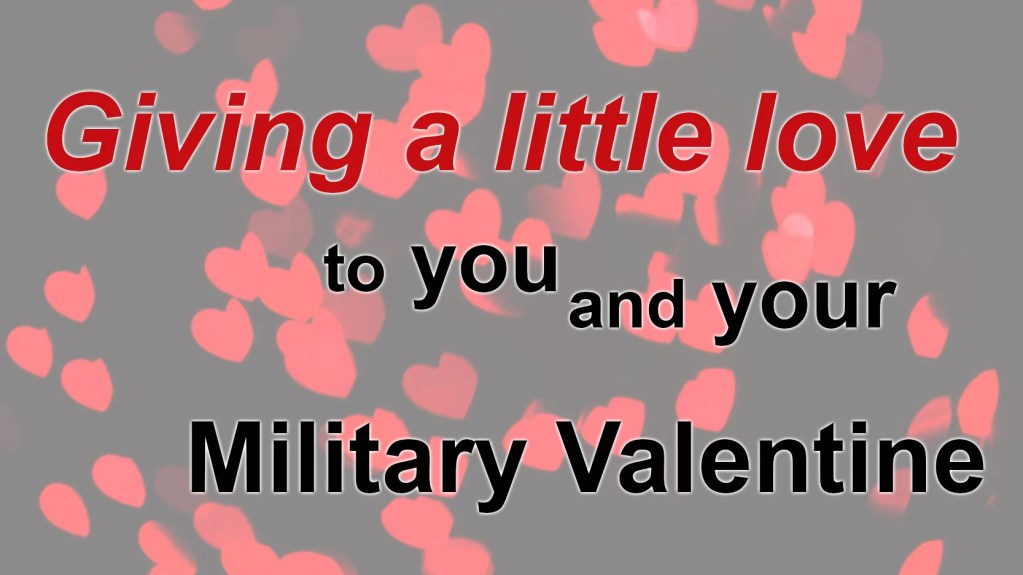 2MyHero military greeting cards for Valentine's Day