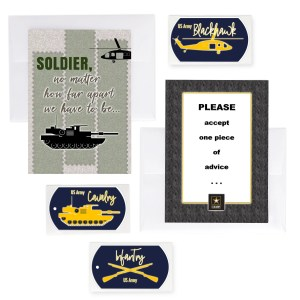 2MyHero military greeting cards deployment and encouragement greeting cards for US Army