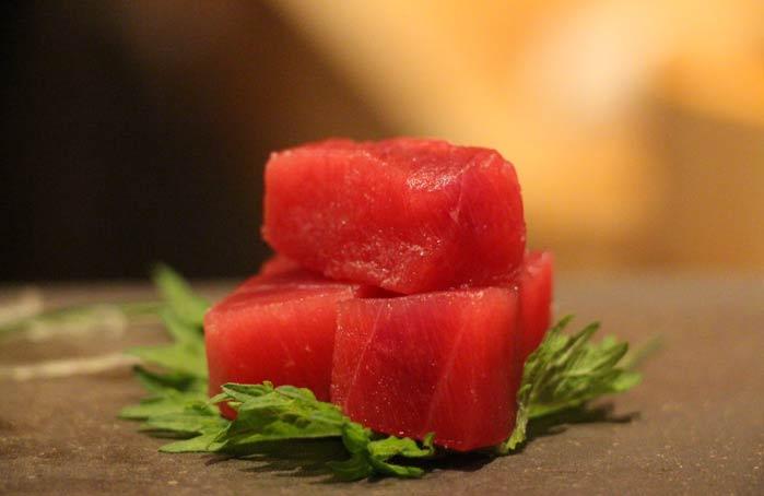 Tuna at Isana