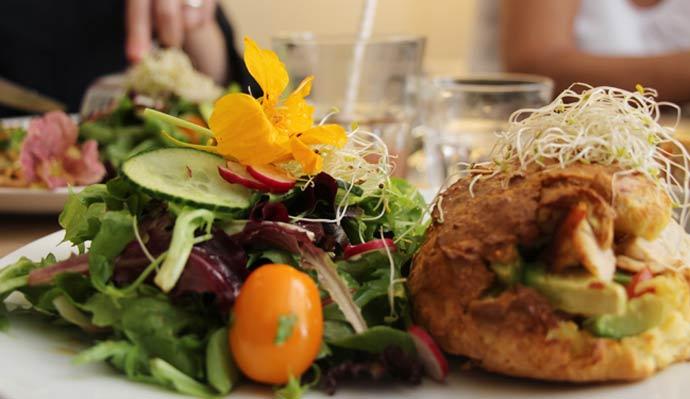 Lunch at Chez Guillemette