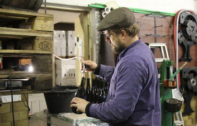Michael bottling