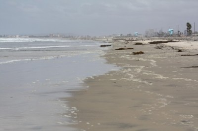 Silver Strand State Beach, Coronado, CA - California Beaches
