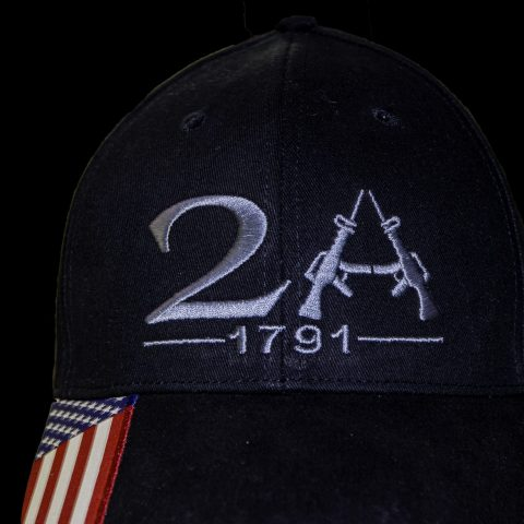 Second Amendment Hat Image