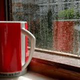 Coffee - rain1