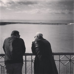 Old Men And The Sea...