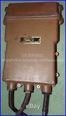 Dtecteur De Mine N4 A COMPLET En Caisse GB WW2 Anglais