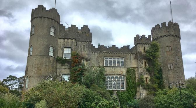 Malahide Castle: A Gift From a Friend