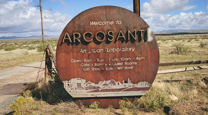 Arcosanti: Is it a future living space?