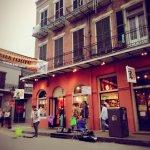 Unique New Orleans Street Musicians