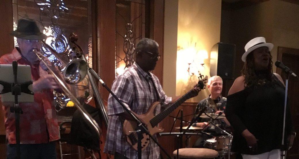 New Orleans Jazz Singer