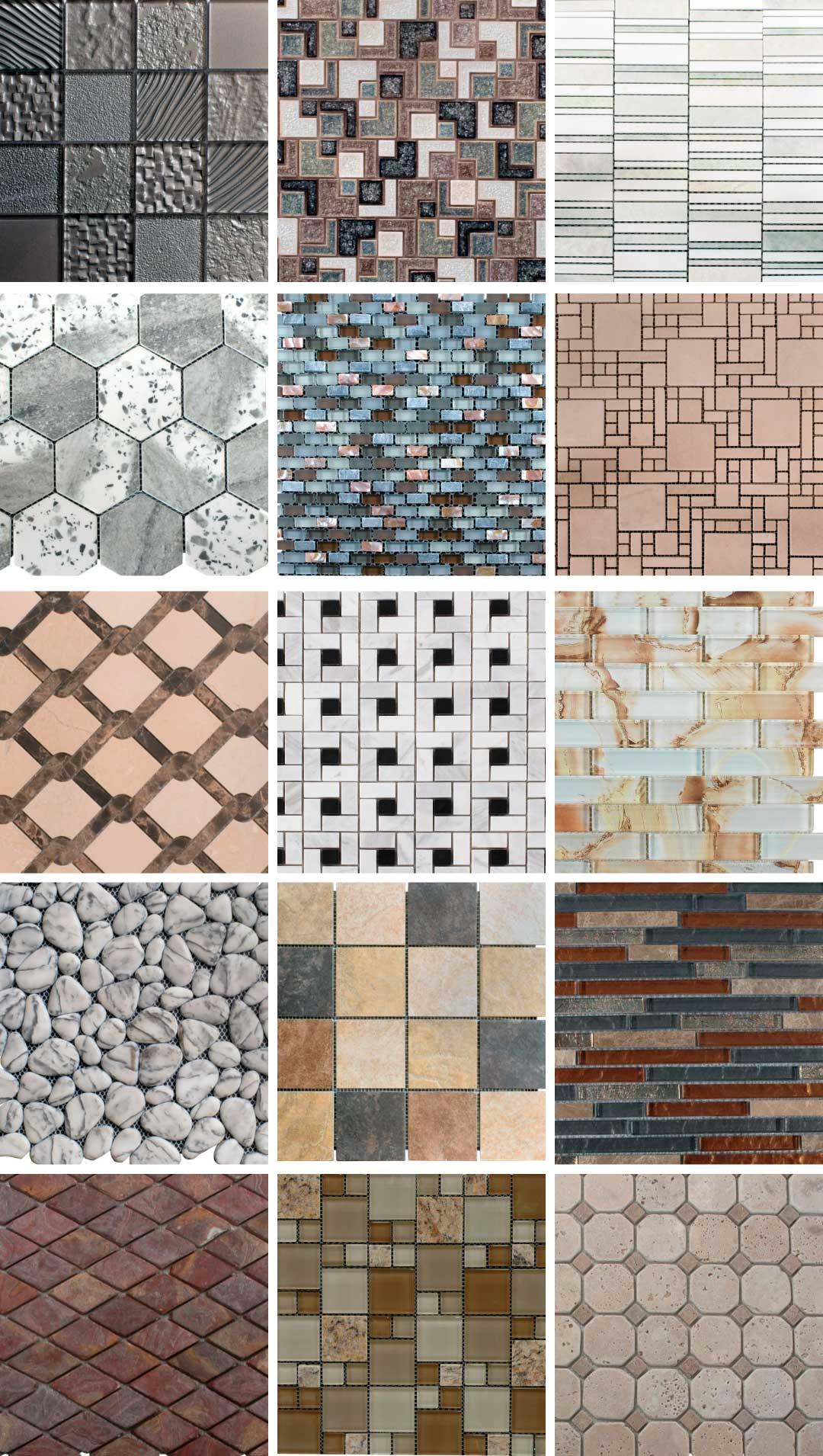 mosaic tile ideas