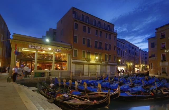 hard rock venezia