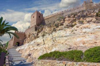 la_alcazaba_and_walls_of_the_cerro_de_san_cristobal_almeria_spain