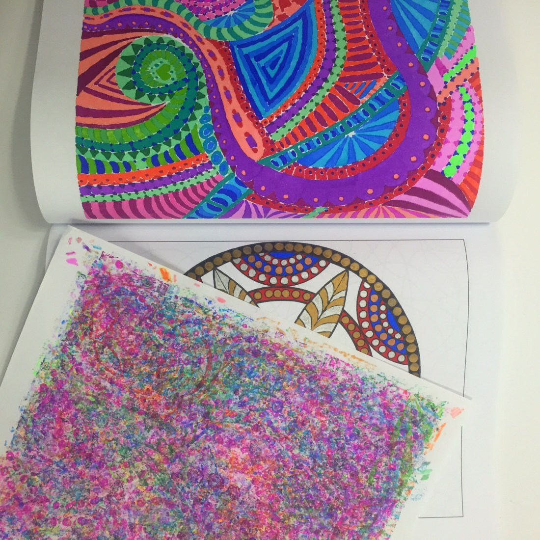 adult coloring book coloring tips for you!