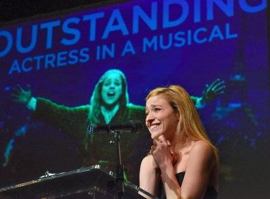 Christy Altomare. Photo by Mara Lavitt.