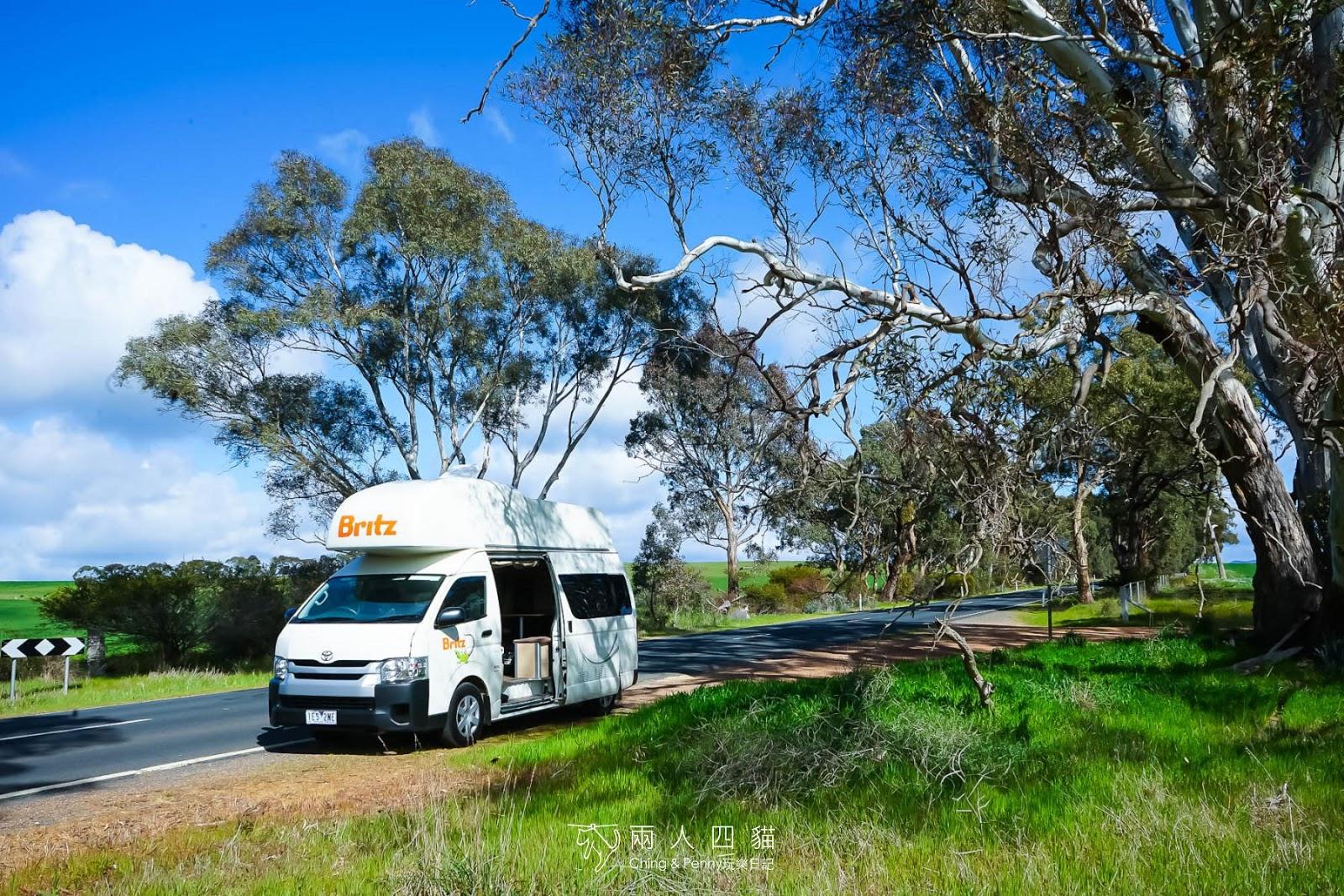 澳洲露營車