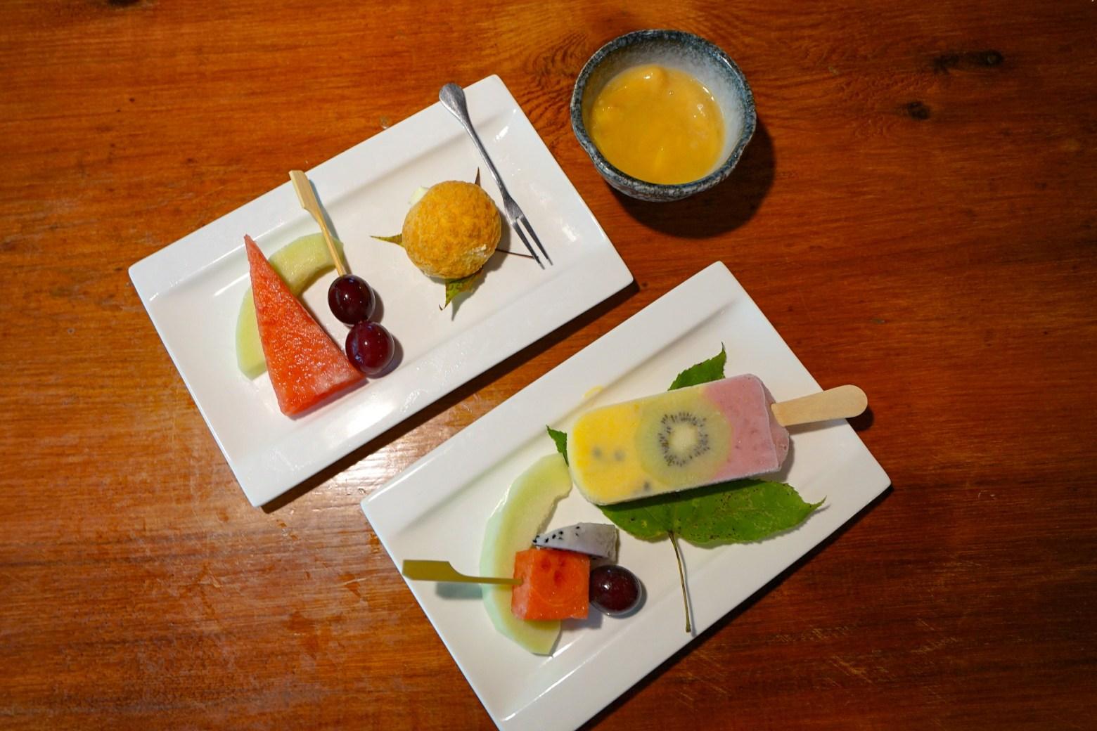 雕之森樹屋餐廳(無菜單料理)