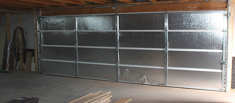 Garage Door Insulation in Mesa, AZ