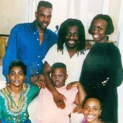 Mutulu, Mopreme & Family