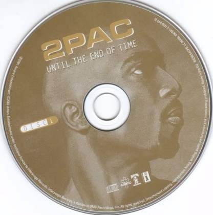 download 2pac album until the end of time