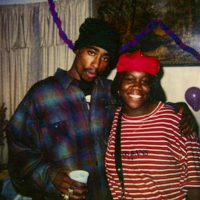 Tupac & Kim Walker, Sister from Majesty and Big Stretch