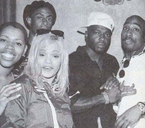 Faith Evans I never slept with Tupac 1