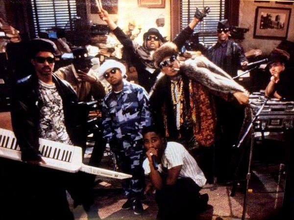 2pac and Digital Underground appeared in Nothing but Trouble.