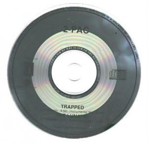 Trapped (US Promo CD)