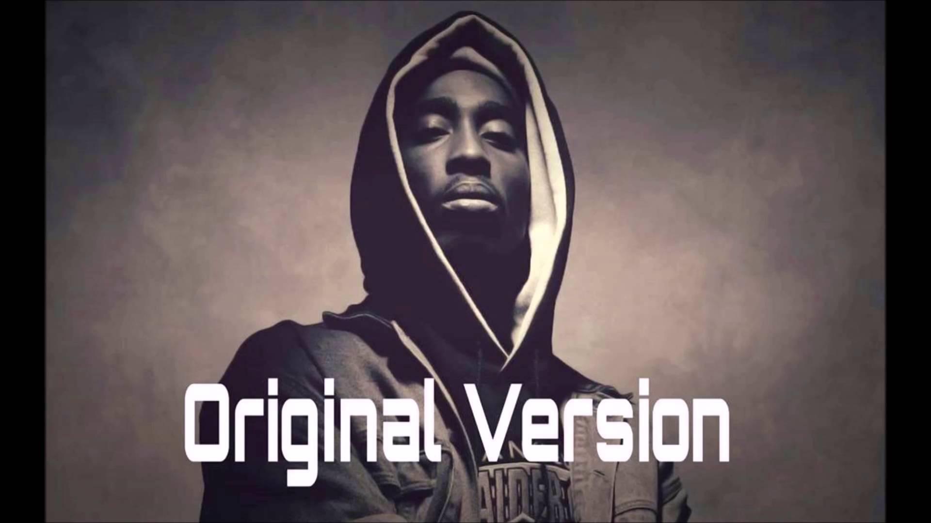 2Pac - My Block (Original Version 1) Lyrics & Recording