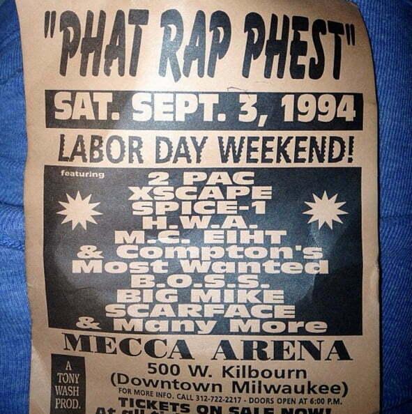 1994-09-03 Milwaukee Concert
