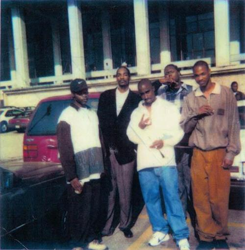Criminal Court Tupac & Snoop Dogg, December 07, 1995