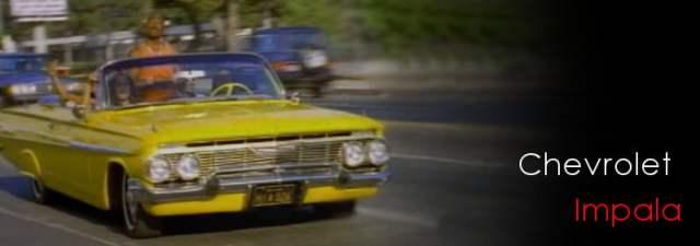 Tupac's car - '61 Chevrolet Impala
