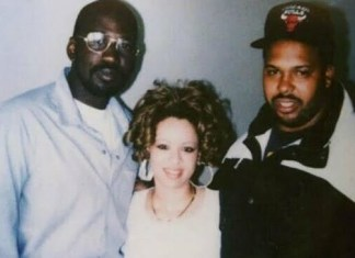 Michael Harry-O Harris, Lydia Harris, and Suge