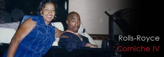 Tupac's Car – Rolls-Royce Corniche