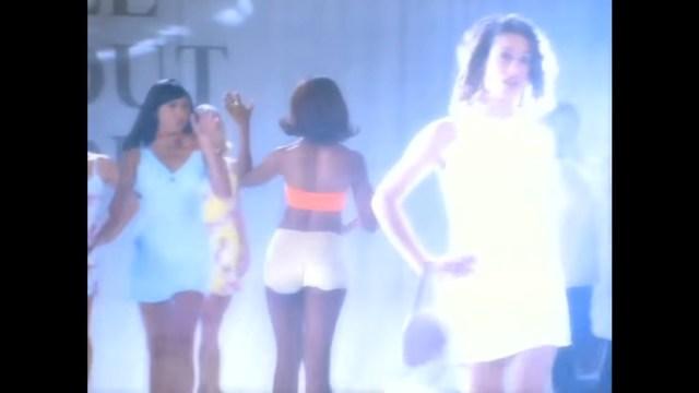 Kim Kardashian In Tupac Video All About U