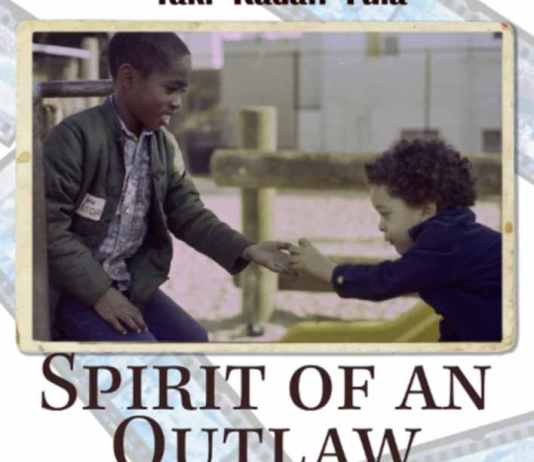 """ Spirit Of An Outlaw"" book image"