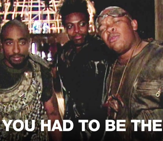 MTV Shares Rare Footage of Tupac And Dre On Set Of 'California Love'