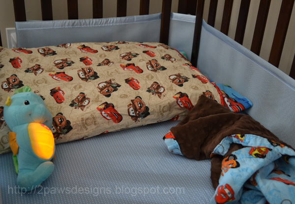 Disney 'Cars' Pillowcase