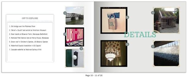 36 Hours photo book: Details
