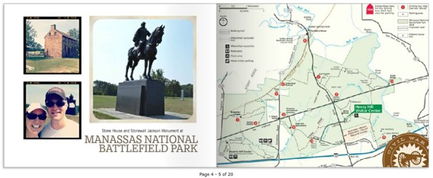 36 Hours photo book: Manassas National Battlefield Park
