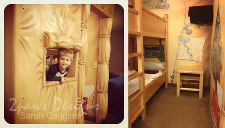 Great Wolf Lodge: Concord - Kid's Kamp
