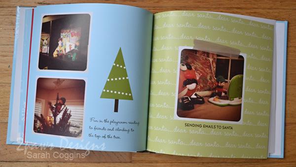 Christmas Elf 2012 – the Book