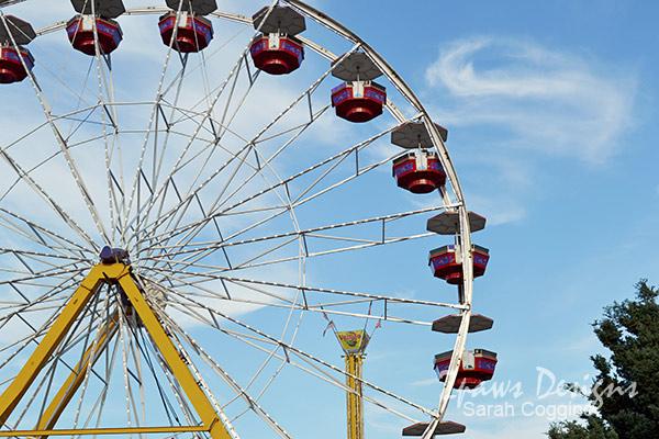 NC State Fair 2013: Ferris Wheel