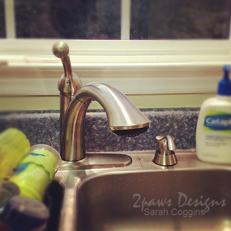Kitchen: New Faucet